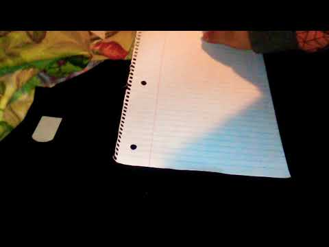 How to make wolverine claws out of paper and tape