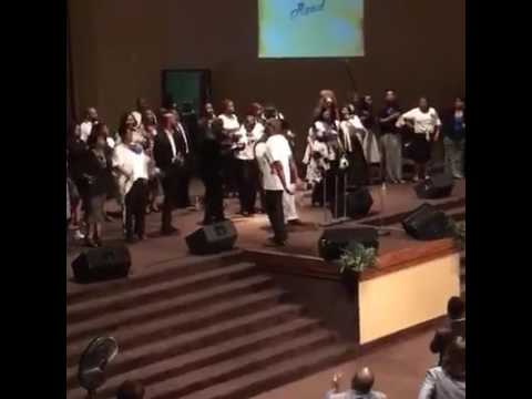 Eric Reed - Trust In The Lord (James Moore classic)
