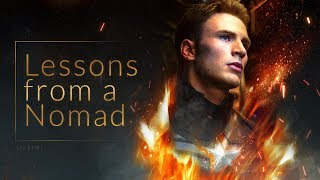 (MARVEL) Captain America | Lessons From A Nomad