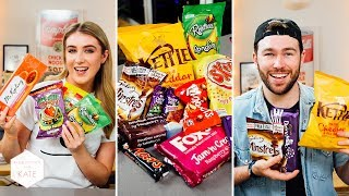 British Trying British Candy - In The Kitchen With Kate