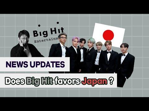 does-big-hit-entertainment-favors-japan?
