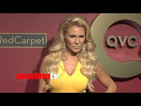 "Gretchen Rossi 5th Annual QVC ""Red Carpet Style"" Pre-Oscars Fashion Arrivals"