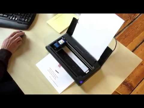Primera Trio – World's Smallest & Lightest All-in-One Portable Printer, Copier & Scanner