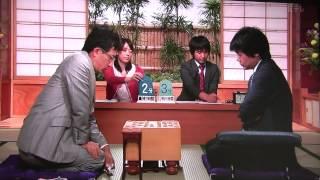 【将棋】2014年10月12日 佐藤康光vs藤井猛 千日手