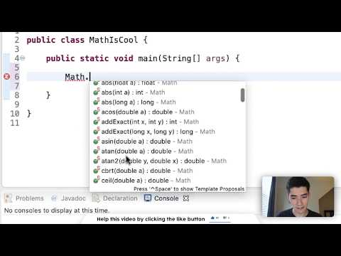 Java Math Library