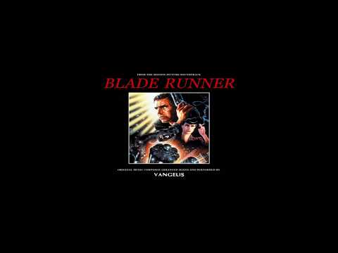 Vangelis - Love Theme From Blade Runner (1982/1994) HQ