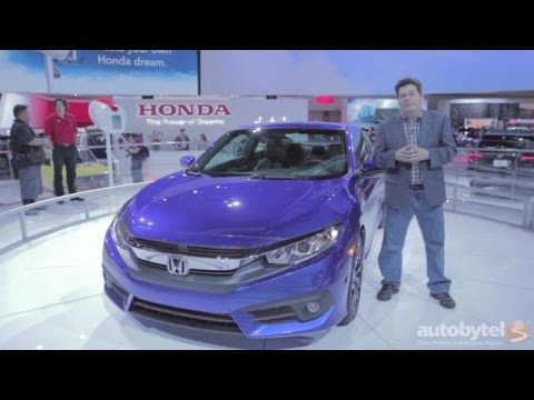 Top 5 Coupes and Compact Cars @ LA Auto Show 2015