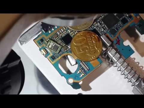 Не включается Wi-Fi! Замена Wi-Fi модуля на Samsung Galaxy S4 I9500!