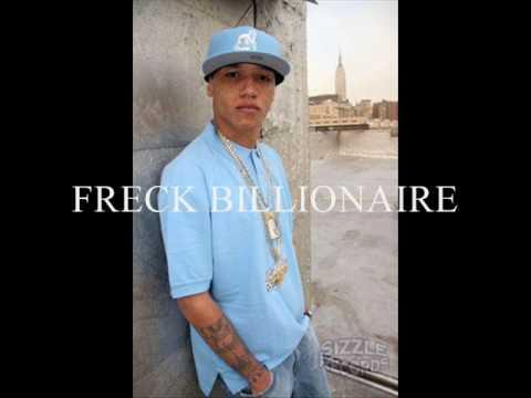 Freck Billionaire- 60 Bars Freestyle
