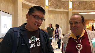Rock Your Mocs 2017 - Santa Fe, New Mexico State Capitol - Brian Vallo