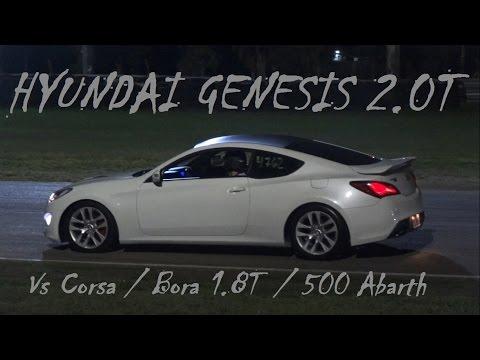 Hyundai Genesis 2.0 Turbo Increible lo que vas a ver