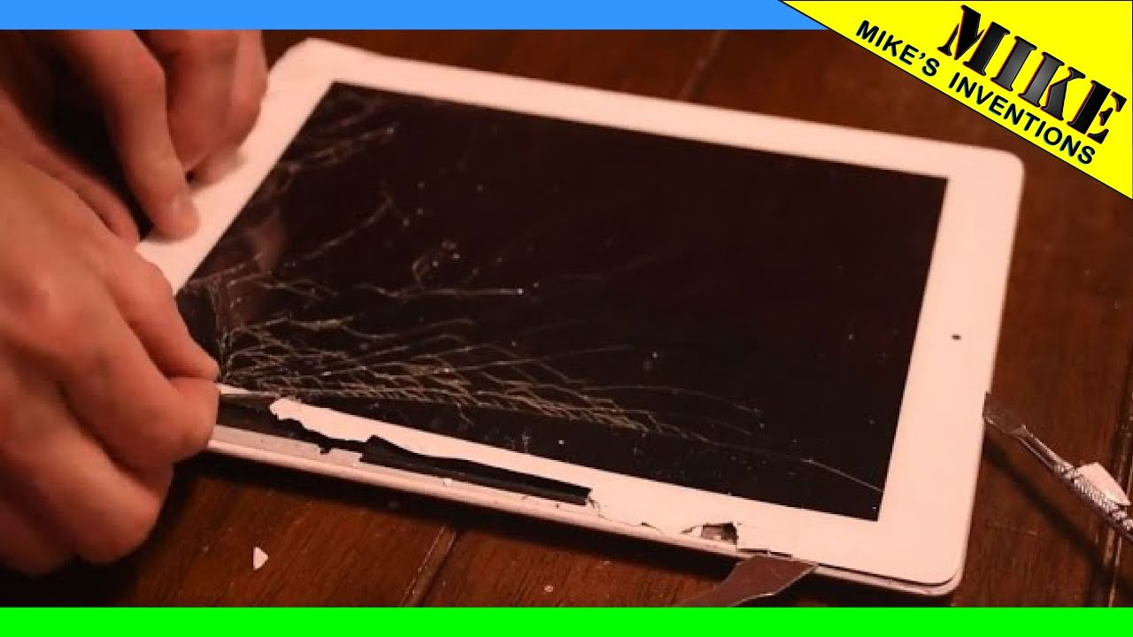 How to Replace & Fix a Broken iPad Screen