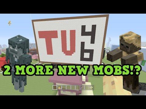 Minecraft Xbox One / PS4 TU46 NEW HUSK & STRAY REVEALED!