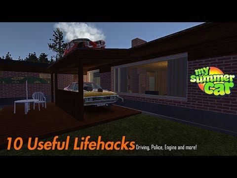 10 Useful Lifehacks | My Summer Car