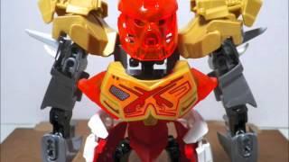 Bionicle MOC 2015 Gundam Wing - Gundam HeavyArms XXXG-01H