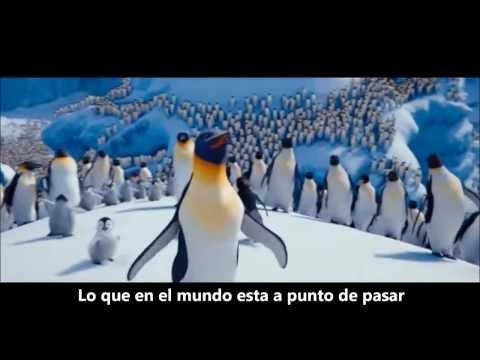 Happy Feet 2 - La cancion de Gloria y Erik sub español