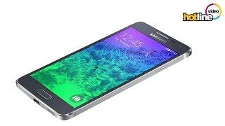 Опыт использования Samsung Galaxy Alpha