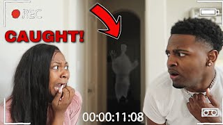 Our New House Is Haunted... *CAUGHT ON CAMERA*