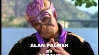 Power Rangers - Mighty morphin alien rangers custom opening