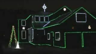 Sandstorm Techno 2008 - MattsonLights.com - Computerized Christmas Lights