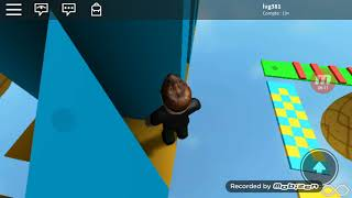The hardest course of roblox or rather the world