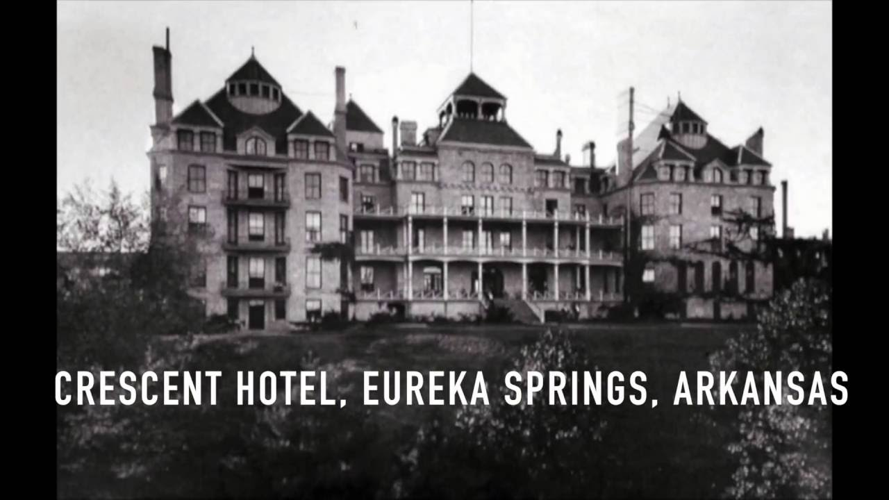 Ghost Hunting Crescent Hotel Eureka Springs Ar