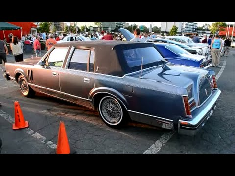 1980 lincoln continental mark vi youtube. Black Bedroom Furniture Sets. Home Design Ideas
