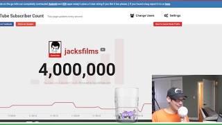 Jacks Films 4 Million Subs (Damaged Coda0