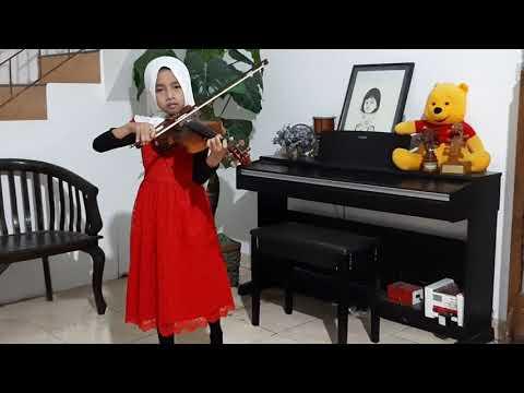 Tanah Air - Violin Cover By Haura Sahda Salsabila (Bia)