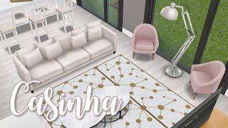 Construindo Casa de dois andares The Sims Freeplay