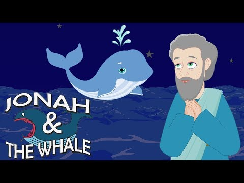 Jonah and the Whale | Stories of God I Animated Children's Bible Stories | Bedtime Stories | 4K UHD