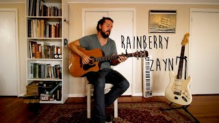Rainberry (ZAYN) - Instrumental Fingerstyle Guitar Cover Video