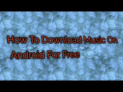 How to download FREE MUSIC on Android without Apps