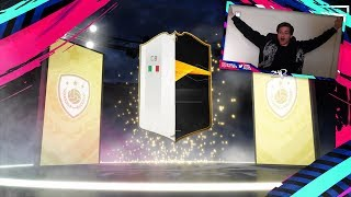 IK PACK WEER EEN ICON!! - EUROPA LEAGUE ALONSO SBC || Fifa 19 Nederlands