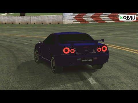 XQEMU Xbox Emulator - Sega GT 2002 Ingame / Gameplay! (Perf-wip Branch)