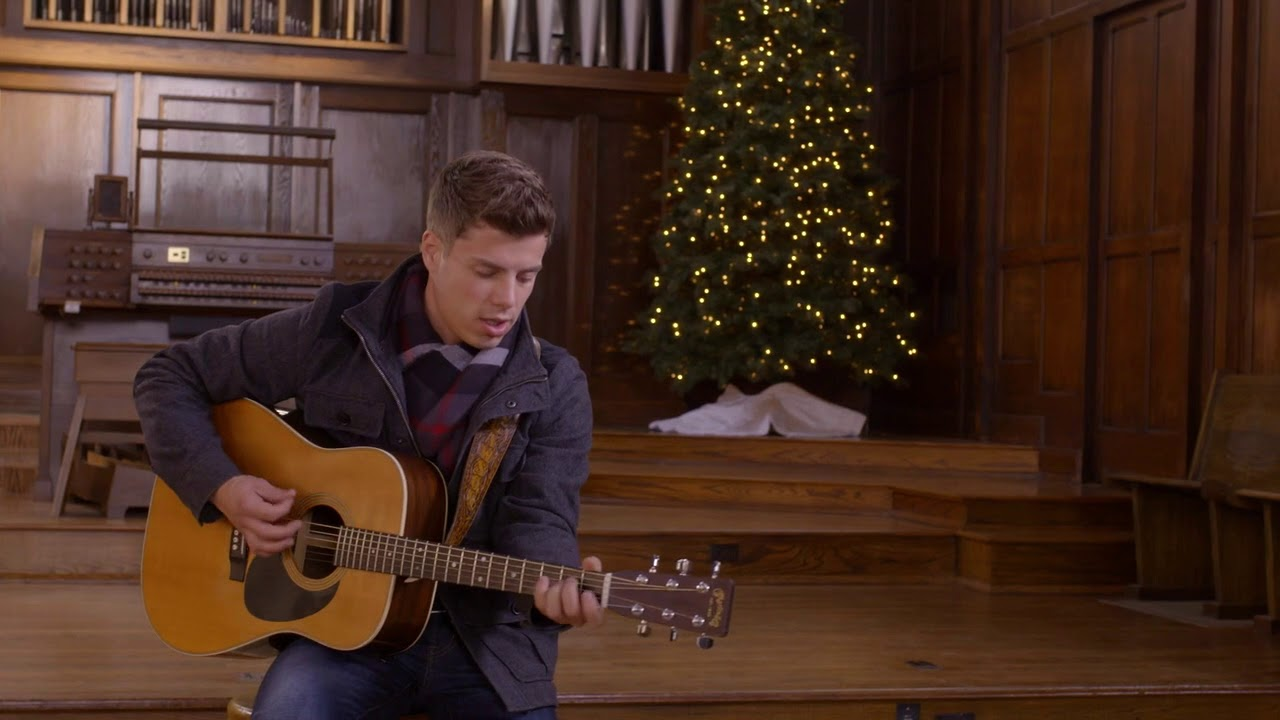 Back To Christmas.Lawson Bates Back To Christmas Official Music Video