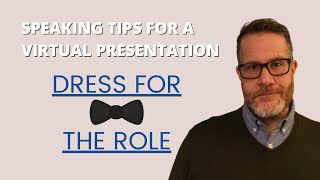 This Makes a Huge Difference: Tips for Virtual Presentations