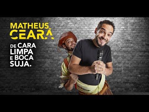 NOVO SHOW MATHEUS CEARÁ - STAND UP - TEASER