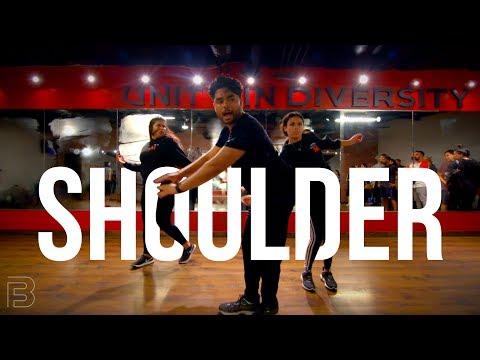 """SHOULDER""- BHANGRA FUNK Dance | Diljit Dosanjh | Shivani and Chaya"