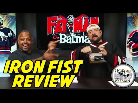 IRON FIST REVIEW