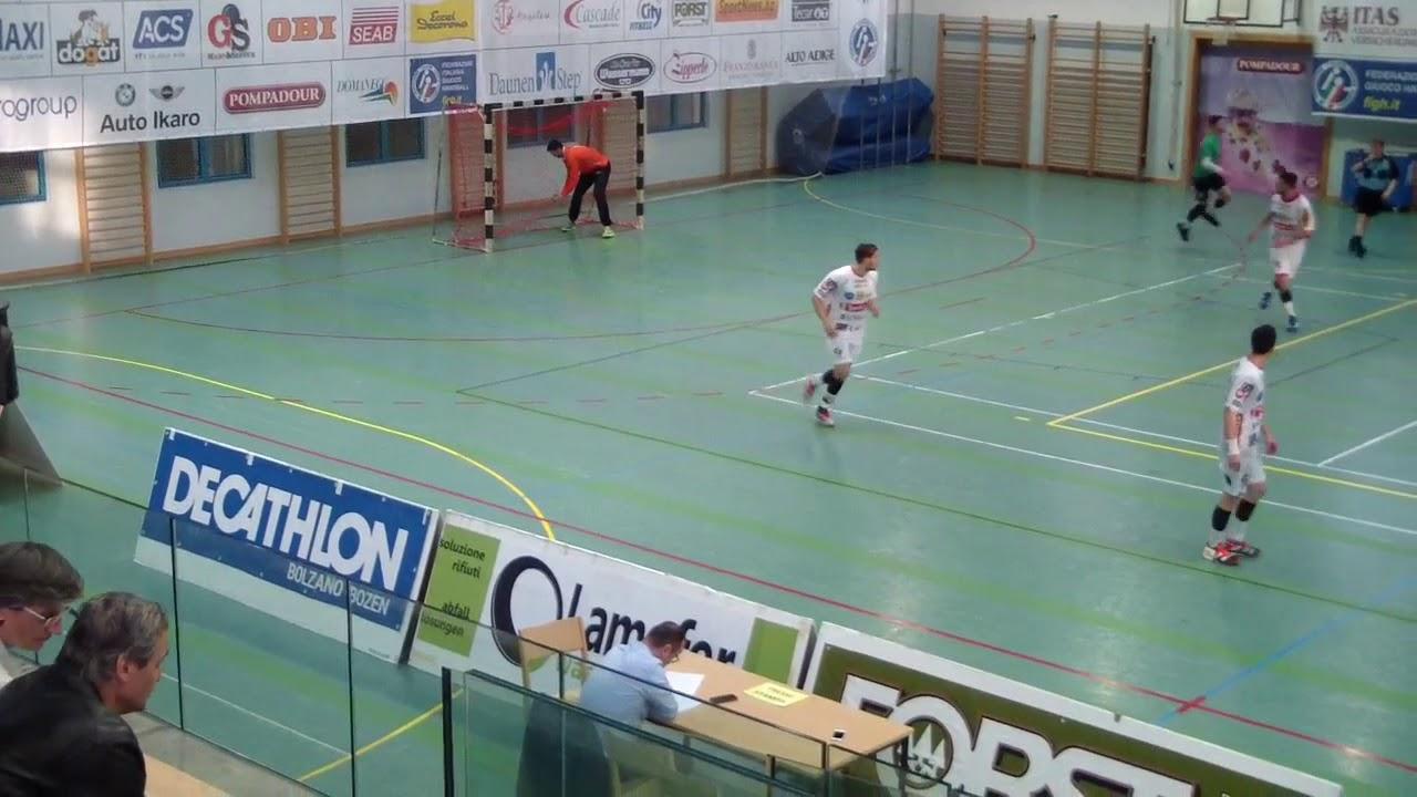 Serie A1M [Play-Off 7^]: Bolzano - Conversano 29-33