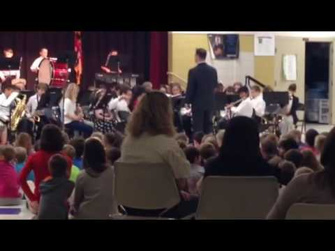 Piney ridge elementary school Dec4 2014 winter concert