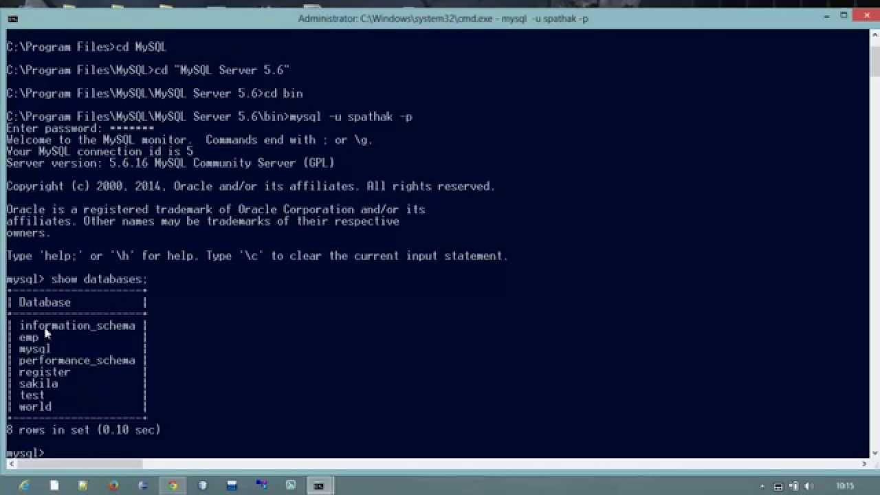 how to kill mysql server
