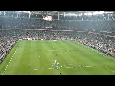 Besiktas gol muzigi Come To Besiktas & Atiba Hutchinson gol anonsu