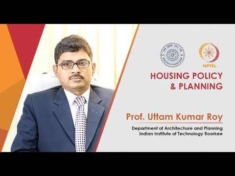 Housing Policy & Planning New