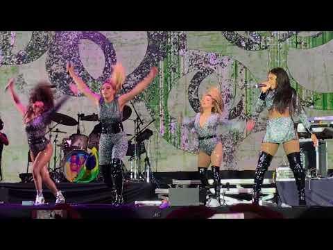 Fifth Harmony All in my Head  At Vila Mix Festival São Paulo Brazil