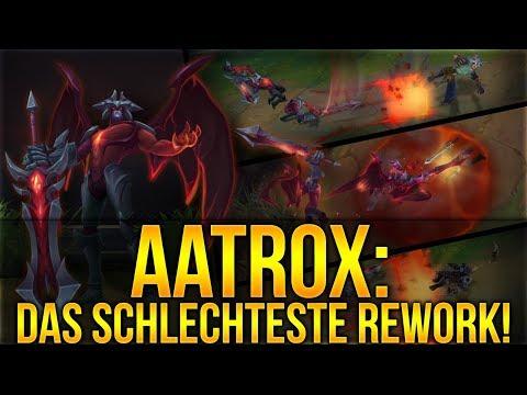 Warum Aatrox das schlechteste Rework ist! [League of Legends] [Deutsch / German] thumbnail