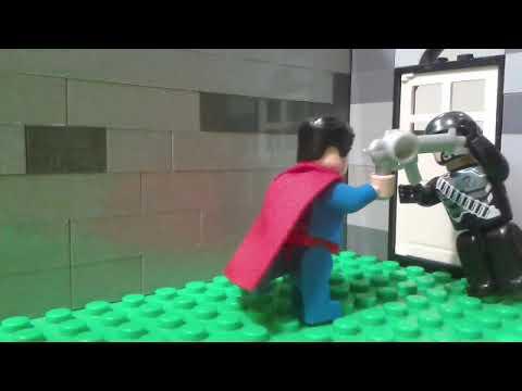Lego RUNNING OUT OF IDEAS Short| Superman V Joker