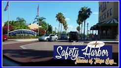 Driving through Safety Harbor Florida