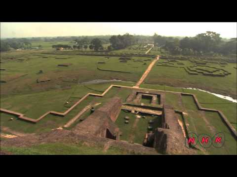 Ruins of the Buddhist Vihara at Paharpur (UNESCO/NHK)